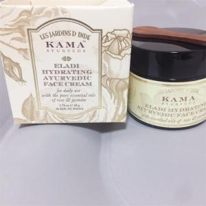 インドのアーユルヴェーダコスメ♪ KAMA(カーマ)の保湿クリーム♪♪