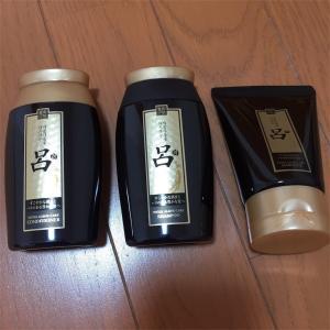 呂のシャンプー&コンディショナーを使ってみました♪ 韓国コスメレポ