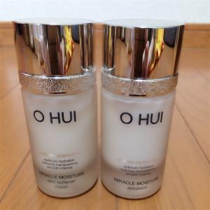 OHUI(オフィ)のミラクルモイスチャーをラインで♪ 韓国コスメレポ