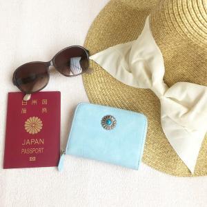 今年は主人の妹とハワイへ!60代ハワイ旅行用に便利な小銭入れ(ミニ財布)をゲットしました♪
