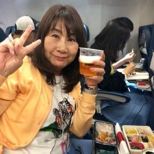 デルタ航空ハワイ行きの機内食が美味しい!シートの座り心地など60代が利用した感想♪