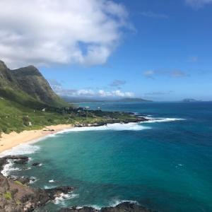 貸し切りチャーターでハワイわがままツアー①マカプウ岬とヒーリングプールはパワースポットで有名!