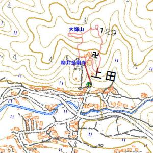 柳井の大師山