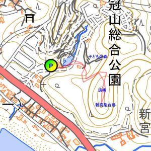戸中山(砲台山、光市)