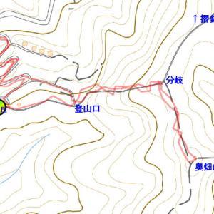 家族旅行村から奧畑山232mへ(笠戸島)