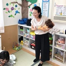 11/12はドレミひろばでベビーマッサージ!