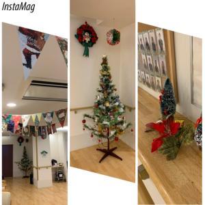 ルルジェントルケアのクリスマスのワークショップ
