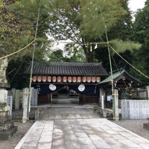 【四国・愛媛】秋祭り②  西条丹原の綾延神社殿中奴