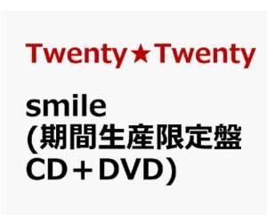 予約開始☆嵐参加!smile (期間生産限定盤 CD+DVD)Twenty★Twenty