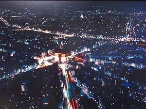 東京シティビューからの夜景…圧倒的美!大好きな人が活躍する時代に共に生きている。凄い奇跡だなあ…