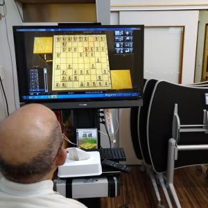 デイサービスカトレア2020年05月14日 将棋。