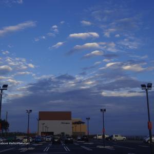 幕張温泉の青空
