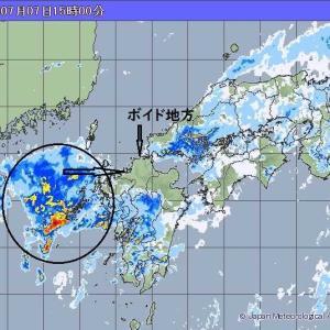 今日は、平日のお休み~ #ハナコちゃん病院へ!&大雨続く~