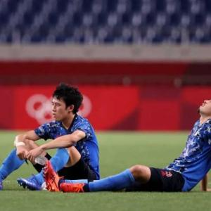 これまた手に汗握る攻防! #東京オリンピック 男子サッカー