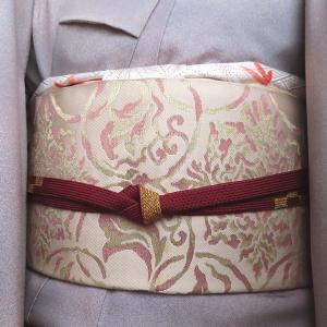 継ぎ接ぎを下袋帯で鎌倉へ♪