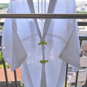 着物を丸洗いできるセルフクリーニング店が近くにあれば♠