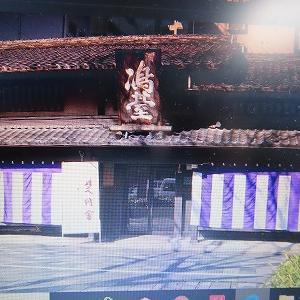 ブログを始める前に出会った「龍村」の催し♪