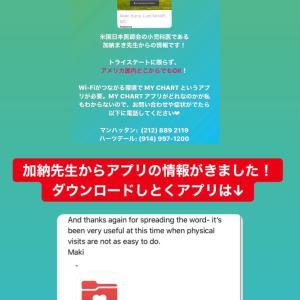 アメリカでCORONA : 日本語でオンライン診察が可能です