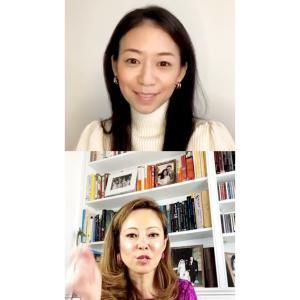 ボーク重子さんとLIVE配信:非認知能力とはそもそも何?・赤ちゃんから育むにはどんなことができる