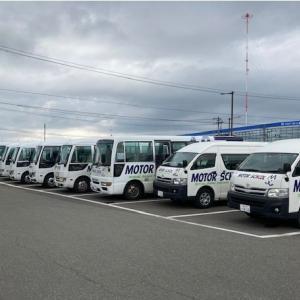 快適!無料送迎バス!