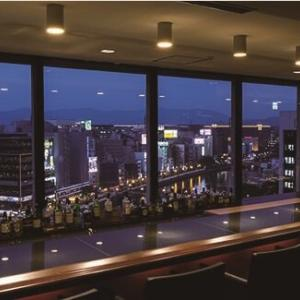 博多の夜、フレンチと焼酎のコラボ