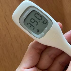 コロナワクチン接種で発熱、休肝日2日目