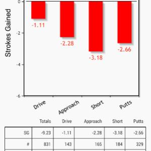 ミドルパットは練習機会が少ないままでは安定させにくい ゴルフ練習の記録