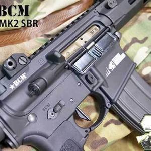 BCM MK2 SBR即納品間もなく更新します。