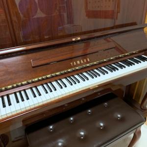 アップライトピアノの行方
