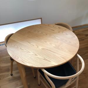 テーブルと椅子の関係