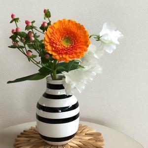日常に花を飾る