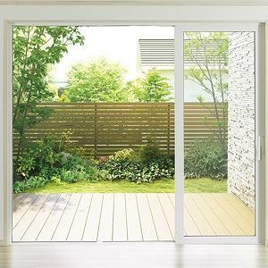 トリプルガラスの掃き出し窓・大開口スライディングは1歳児にも開けられる!