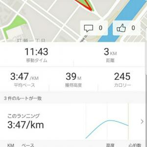 (レポ2)富士登山競争五合目