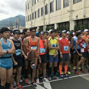 (レースレポ1)富士登山競争五合目