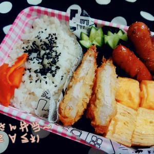 お弁当(o^^o)