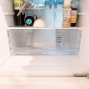 冷蔵庫掃除で失敗しちゃった。。