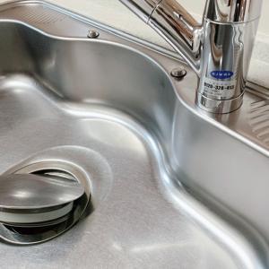 汚れを落として撥水コーティング!の水まわり洗剤初挑戦!効果はあるかな?。。