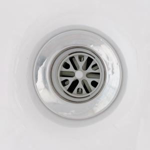 洗面台。排水栓どうしてる?【フィルムフック】で洗面所使用感アップ。。