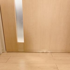 新築でも隙間風!ドア下隙間風対策!!かなりの効果!!!。。
