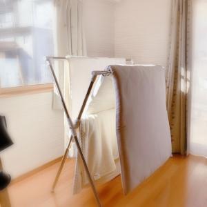 カーテンの洗濯で思った事。完璧を目指したい悪い癖。緩く柔軟に?きっとこれからはそれが良い。。