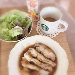 おうちごはんヒトリメシ【超簡単!超美味しい!照り焼きチキン】。。