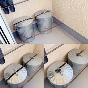 【ゴミ箱は紙袋】賃貸アパートのゴミ箱事情。。