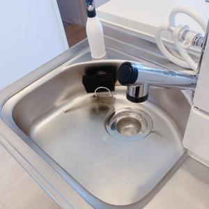 【月一家しごと】換気扇掃除・キッチンシンク掃除。。