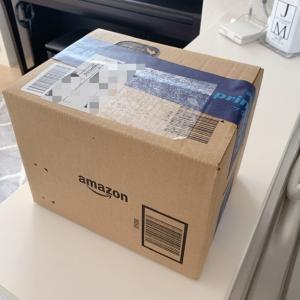Amazonってすごーいですね。配送早くて腰抜ける!!。。