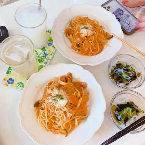 うちのごはん♪(昨日、今日)唐揚げと天ぷらの違い分かりますか?。。