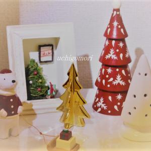 クリスマス準備始めました。。