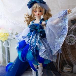 【オーダー制作】Fairy tale/SD少女サイズ