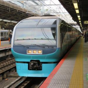 癒しの伊豆星野リゾート(1)引退間近のスーパービューグリーン車(前編)<2020/1>
