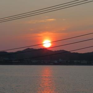 県民限定プランで鎌倉パークホテルへ(4)鎌倉の日の出と和朝食