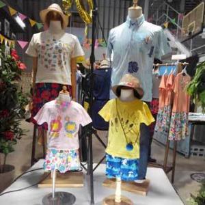 セミ・クワガタ♡コラボTシャツ!!